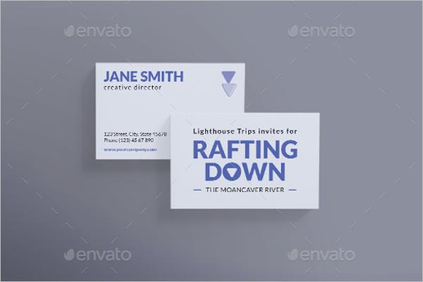 Business Card Design Idea