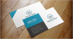 42+ Business Card Vector Templates