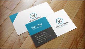 Business Card Vector Templates