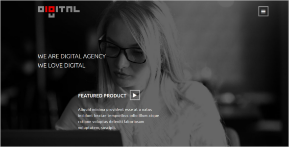 Business HTML Template Download