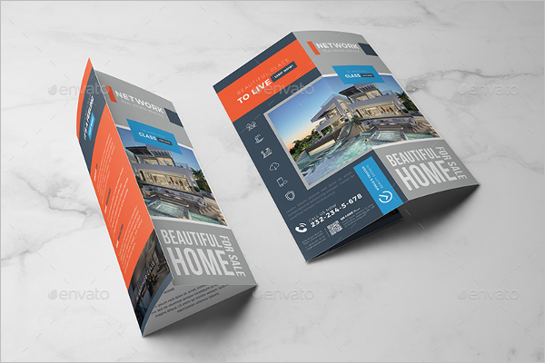 Business Real Estate Flyer