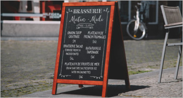 Chalkboard Menu Templates