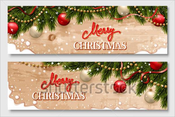 Christmas Banner Design Free