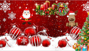 Christmas Banner Design Templates