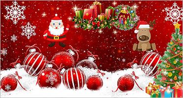 Christmas Banner Design Templates