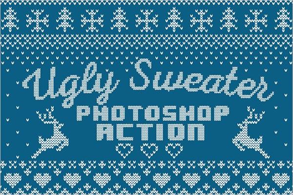 Christmas Brushes Photoshop Design