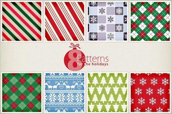 Christmas Card for Photoshop
