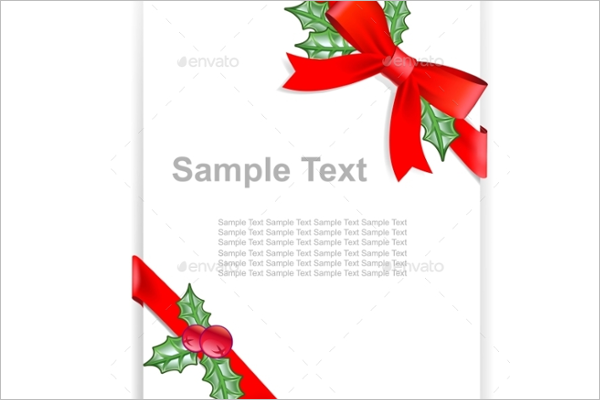 Christmas Certificate Template