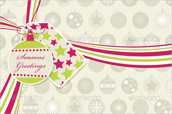 Christmas Decoration Background Idea