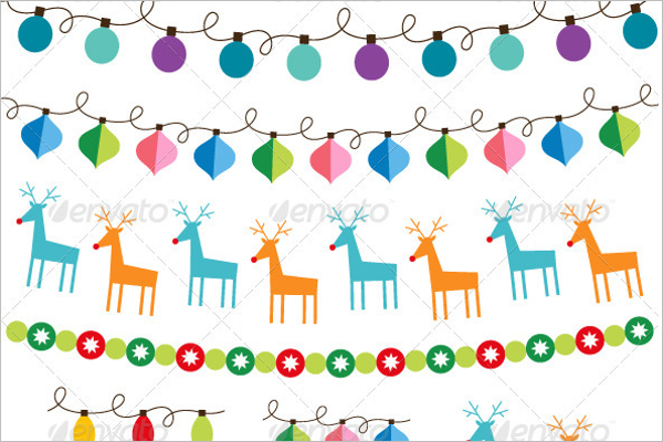 Christmas Decoration Vector Idea