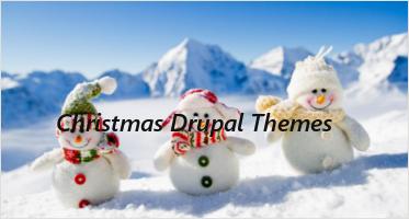 Christmas Drupal Themes