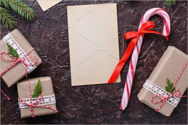 Christmas Envelope Gift boxes