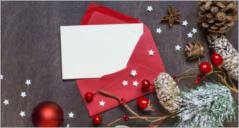 Christmas Envelope Templates