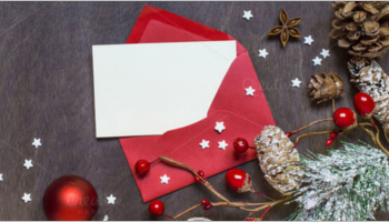 Christmas Envelope Templates