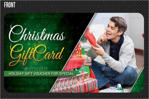 Christmas Gift Certificates Bundle