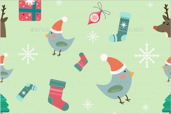 Christmas Gift Icon Vector