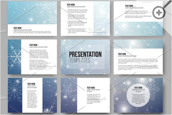 Christmas PowerPoint Template Bundle