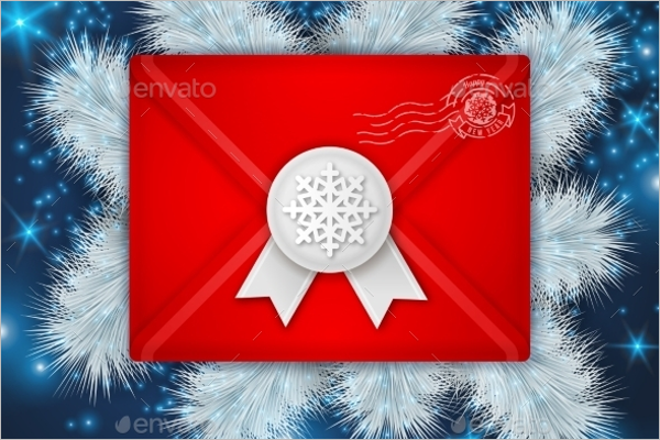 Christmas Red Envelope Design
