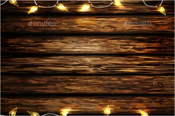 Christmas Stage Background Design