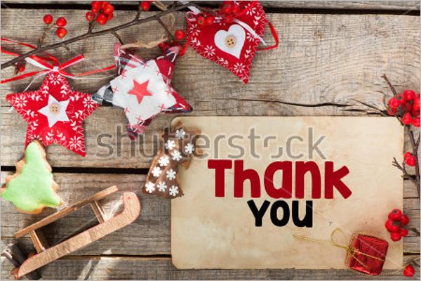 Christmas Thank You Sayings