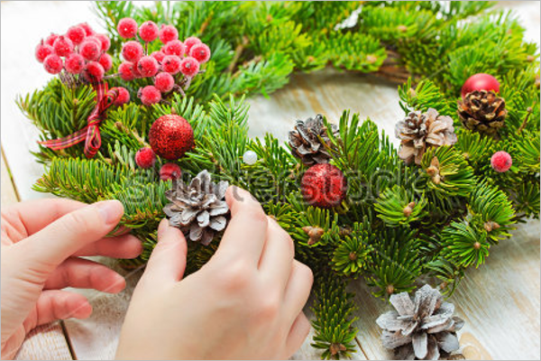 Christmas decoration Craft Design