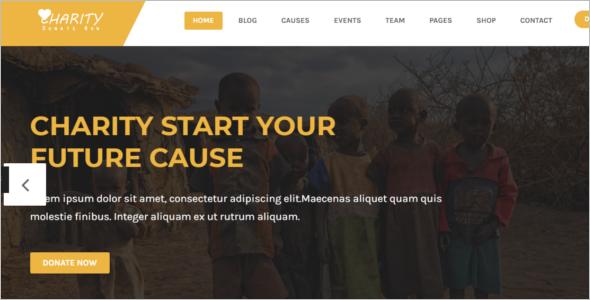 Church Website Hosting Template