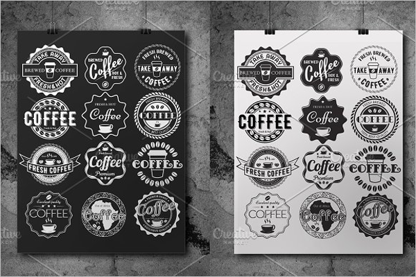 Coffee Menu Bundle Template