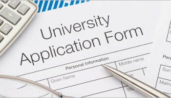 College Admission Form Templates