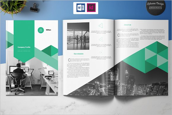 42 company profile templates free word pdf ppt psd formats company profile templates design wajeb Image collections
