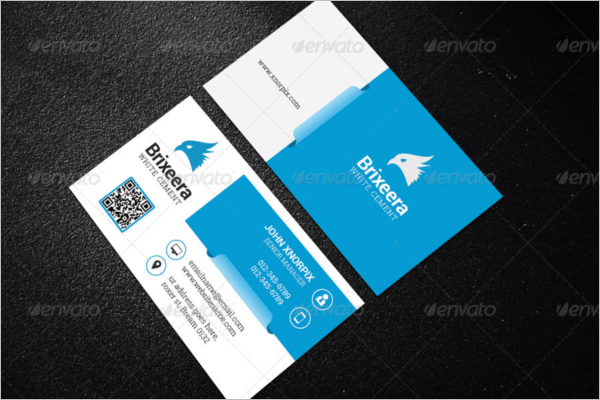 Cool Business card Layout Design