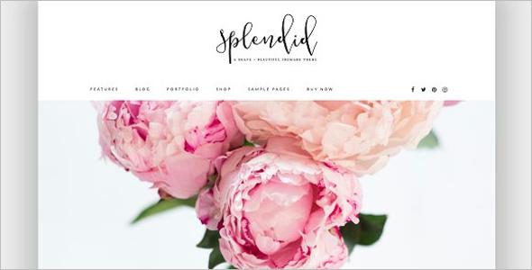 Custom WordPress Website Template