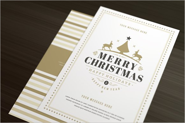 Decorative Christmas Greeting Cards