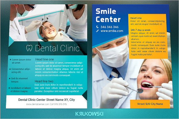 Dental Flyers Bundle Template
