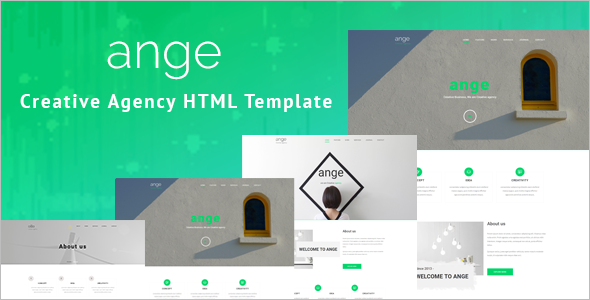 Digital Agency HTML Theme