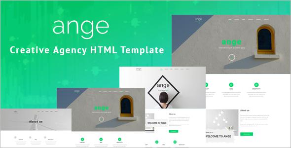 Digital Agency HTML Theme