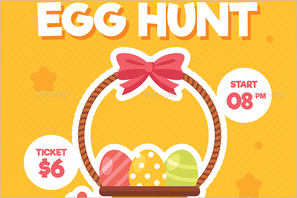 Easter Flyer Idea Design