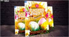 40+ Easter Flyer Templates