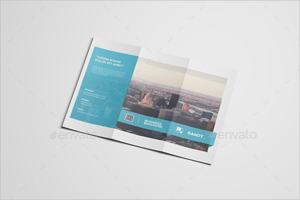Editable Business Brochure Template