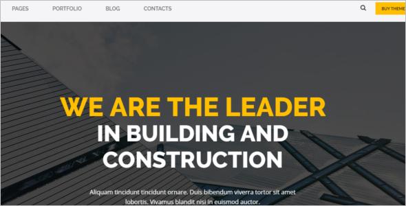 Engineering College Website Template