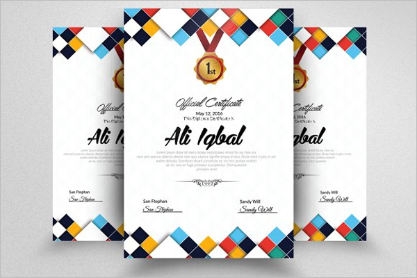 Experience Certificate for Civil Engineer