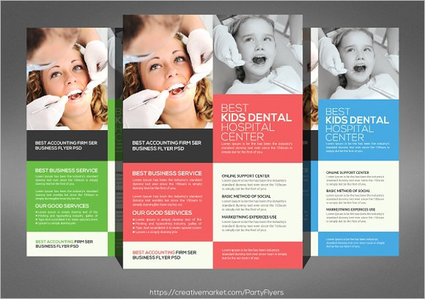 30 dental flyer templates free design ideas creative template family dentistry flyer template pronofoot35fo Gallery