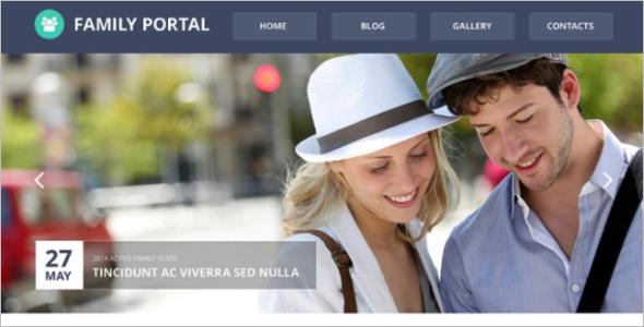 Family Website Name Idea
