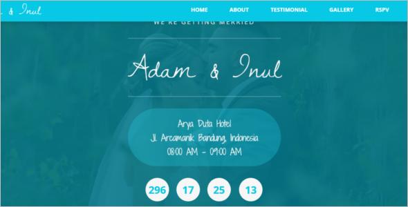 Family Website Template