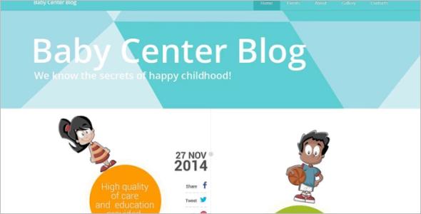 Family Website Theme