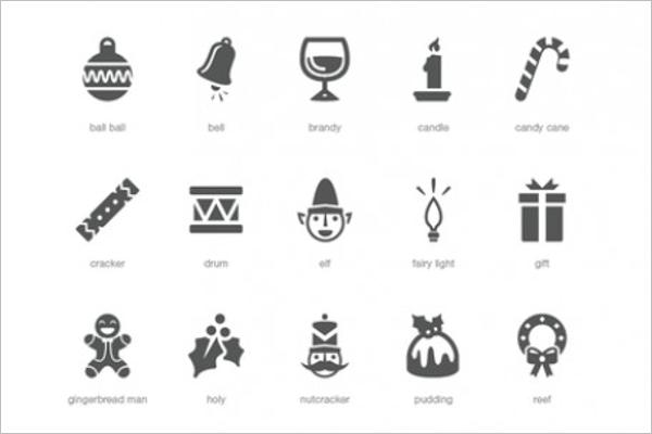 Festive Icon Vector Design
