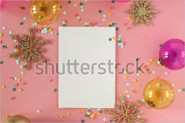Free Christmas Card Design