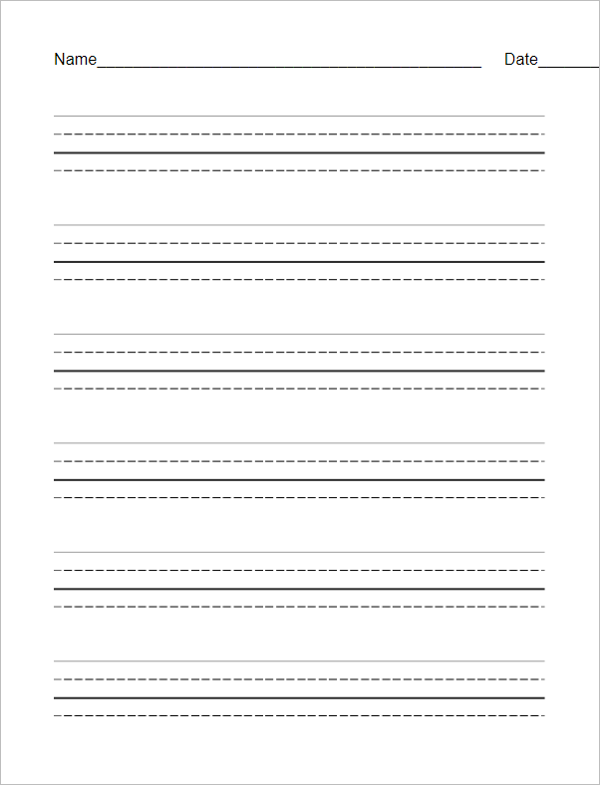 Free Interactive Notebook Printable