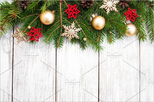 HD Christmas Background Design