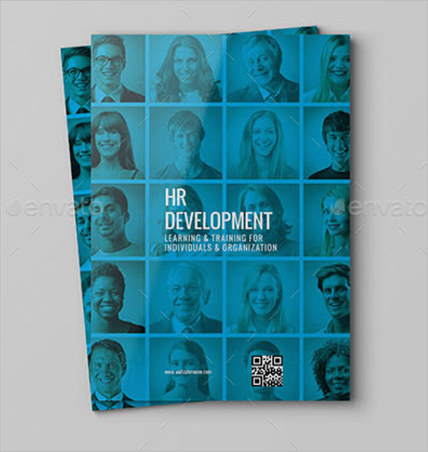 HR Development Book Template