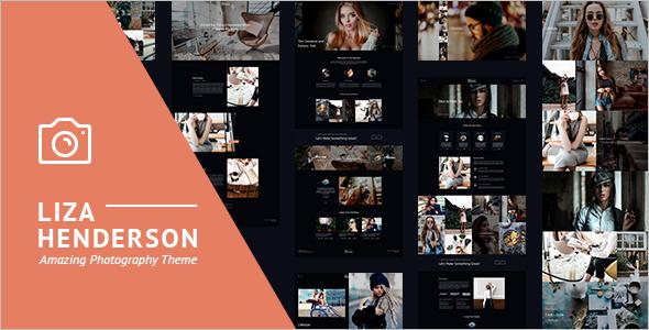 HTML Website Layout Design